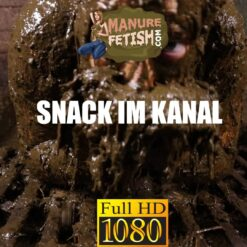 manurefetish snack im kanal