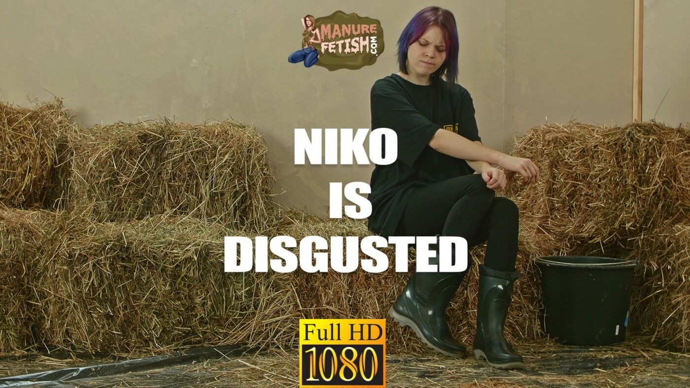 Niko is Disgusted